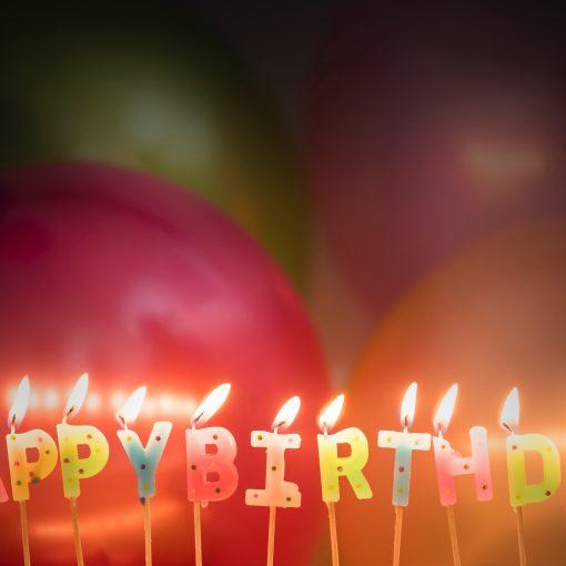 Dopamine Darling Happy Birthday