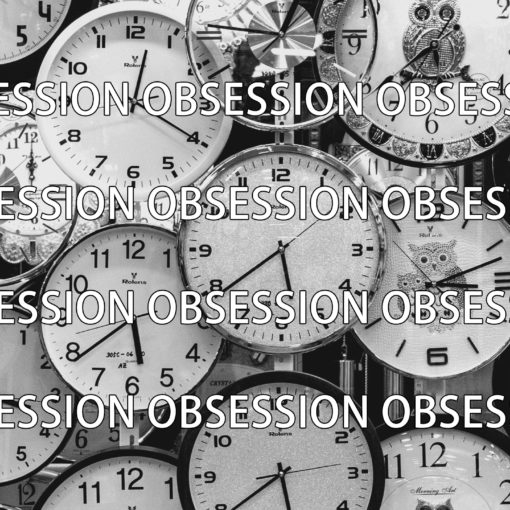 Dopamine Darling Clocks Obsession Repetition