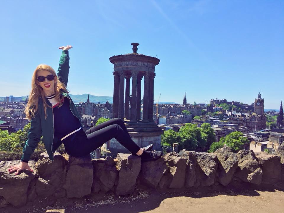 Dopamine Darling Tiffany Harrod Scotland 2