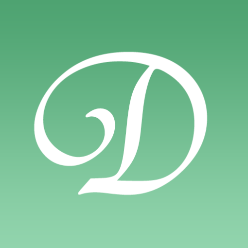 Dopamine Darling Website Icon Green