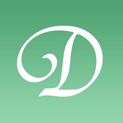 Dopamine Darling Website Icon Green