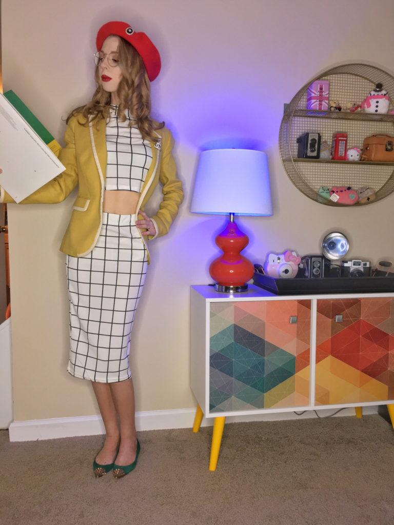 Dopamine Darling Tiffany Harrod ABIIOR Outfit 4