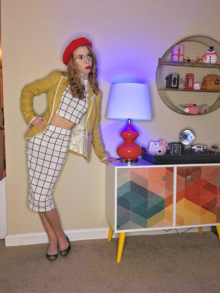 Dopamine Darling Tiffany Harrod ABIIOR Outfit 6