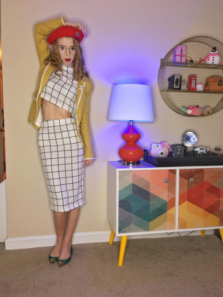 Dopamine Darling Tiffany Harrod ABIIOR Outfit 8