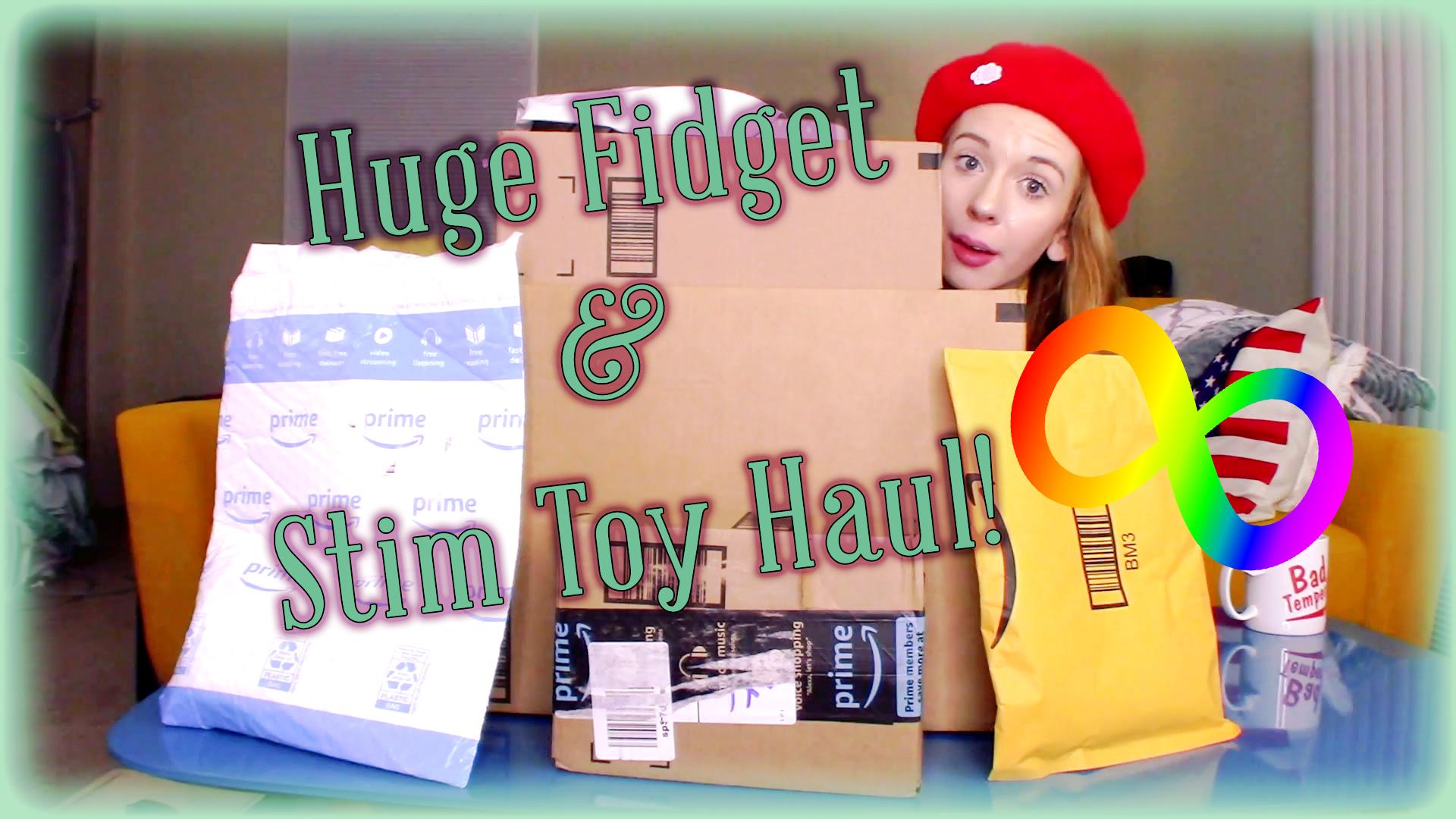 Fidget and Stim Toy Video Thumb